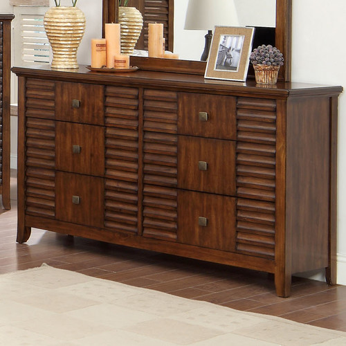Hokku Designs Tora 5 Drawer Lingerie Chest by Enitial Lab