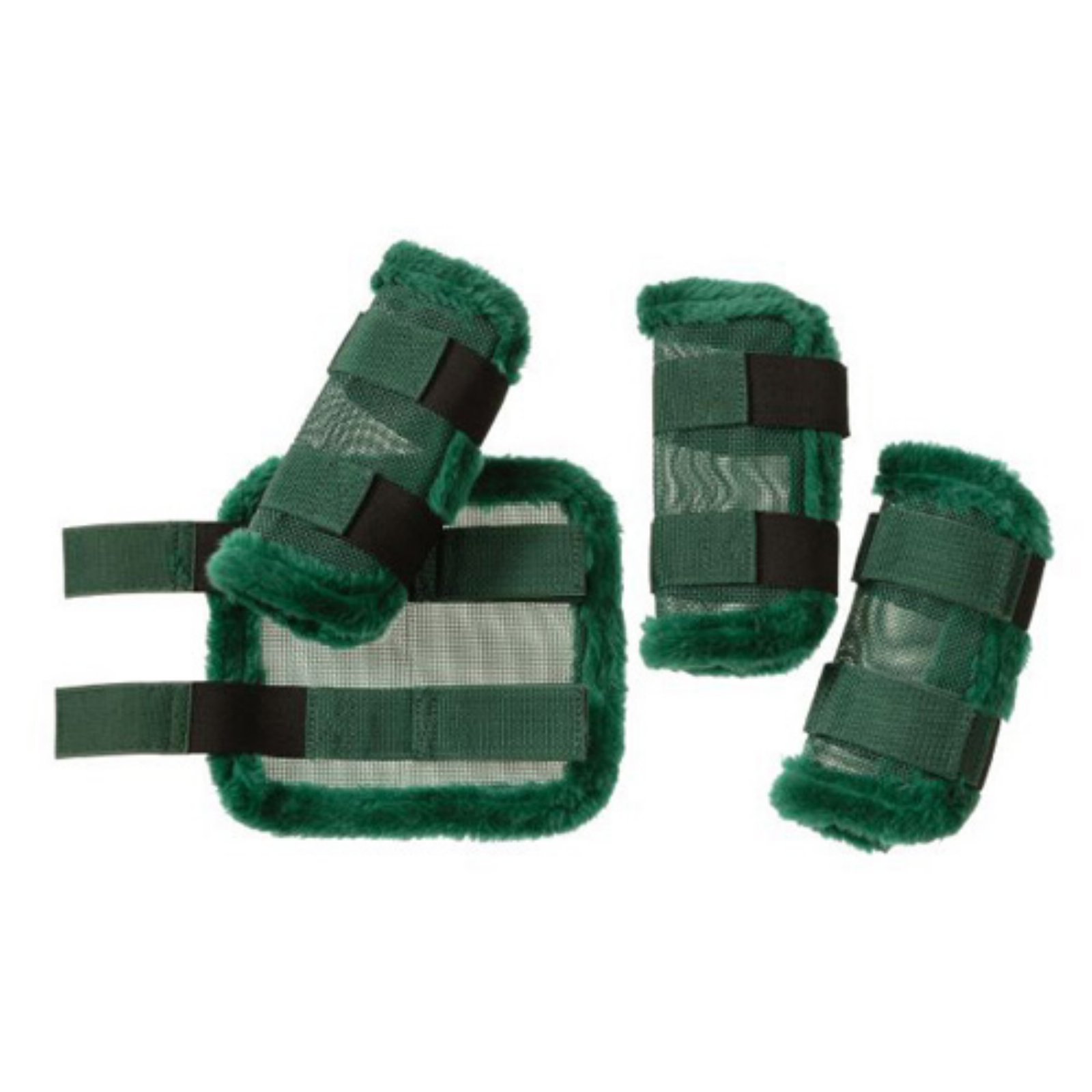Tough-1 Miniature Fly Boots - Set of 4