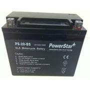 PowerStar PS-20-BS-005 Interstate Ytx20-Bs Battery