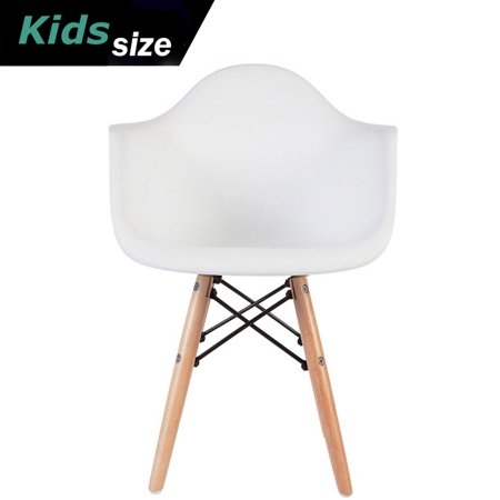 Superb 2Xhome Kids Size Gray Modern Plastic Chairs With Wood Leg Armchairs Creativecarmelina Interior Chair Design Creativecarmelinacom
