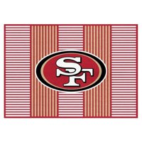 San Francisco 49ers Imperial 8' x 11' Champion Rug