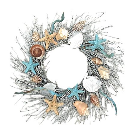 Dried Flowers and Wreaths LLC Ocean Fantasy 22