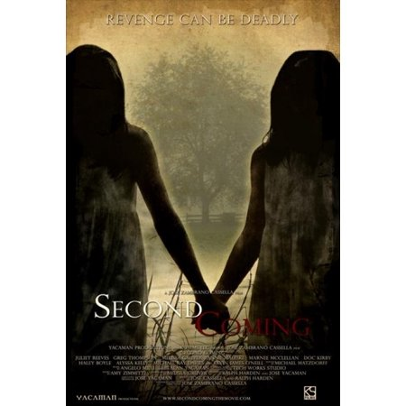 Second Coming Movie Poster  11 X 17