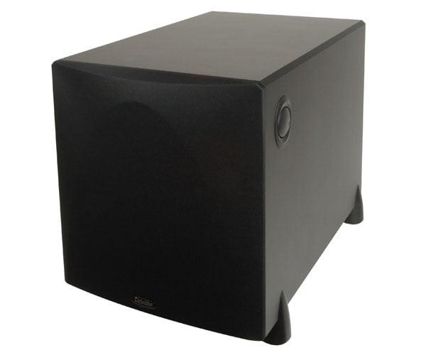 Definitive Technology ProSub 1000 120v Speaker (Single, Black) by Definitive Technology