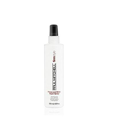 Paul Mitchell Freeze and Shine Spray, 16.9-oz Bottle