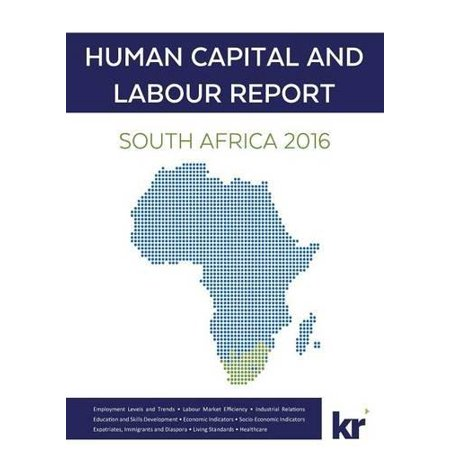 Human Capital And Labour Report South Africa 2016