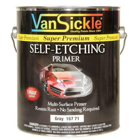 Self Etching Tractor Paint Primer, Quart