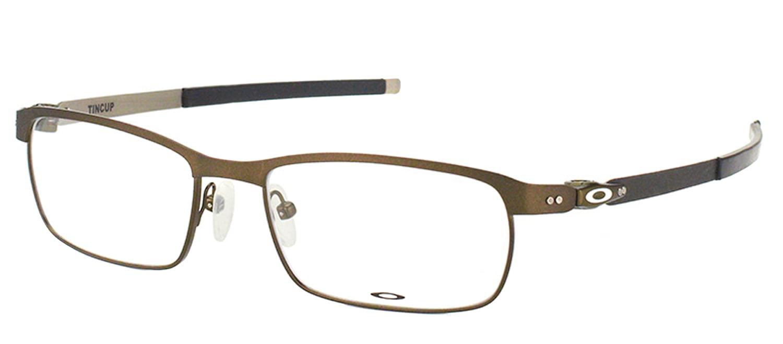472cac9946 Oakley Tincup OX3184-0452 Eyeglasses Powder Steel 52 - Walmart.com