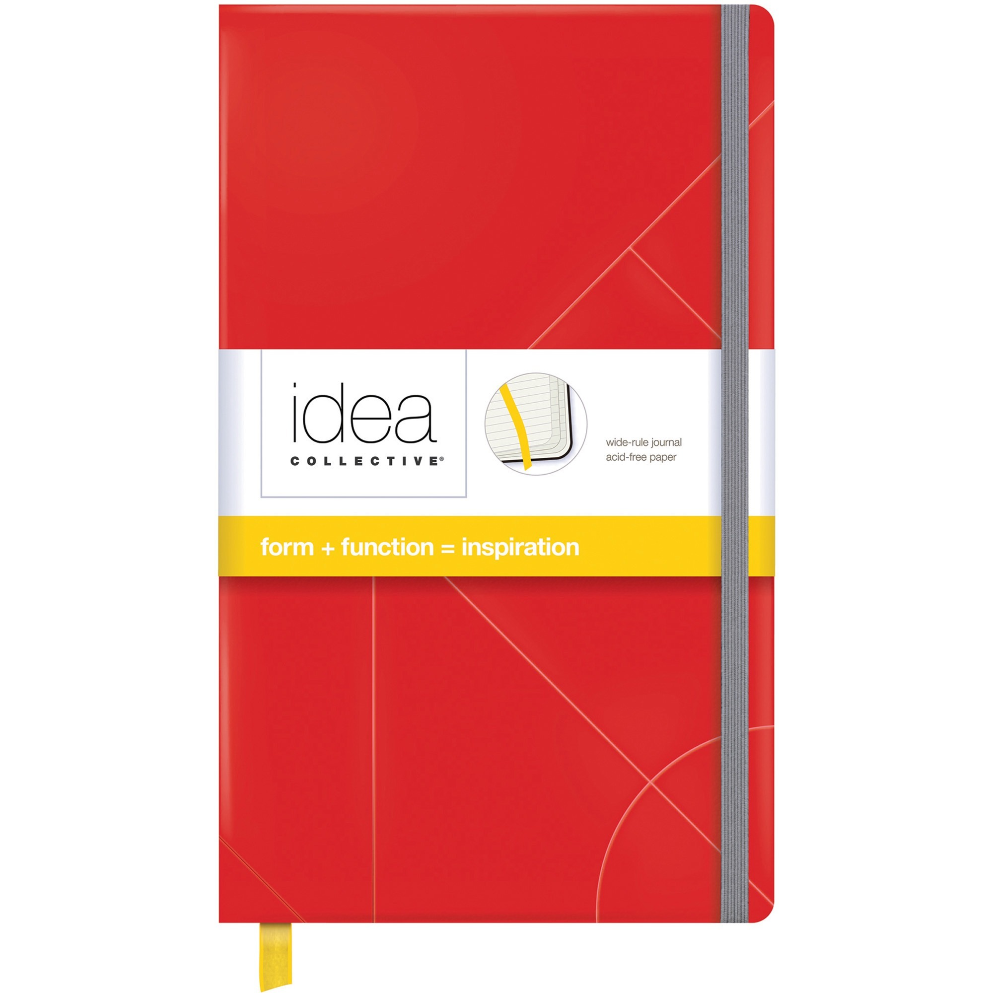 TOPS, TOP56873, Idea Collective Hard Cover Journal, 1 Each