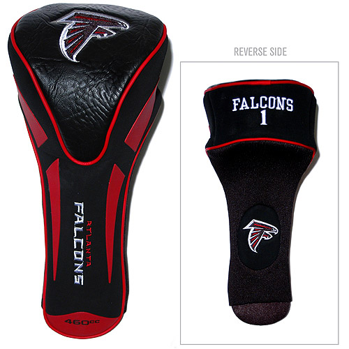 Team Golf NFL Atlanta Falcons Single Apex Driver Head Cover