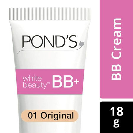 Pond's White Beauty BB+ Fairness Cream 01 Original, 18 (Ponds White Beauty Blemish Balm Fairness Cream)