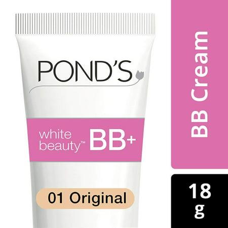 Pond's White Beauty BB+ Fairness Cream 01 Original, 18 -