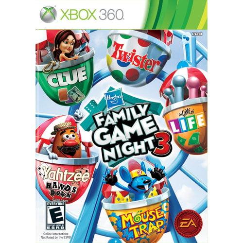 Hasbro Family Game Night 3 (Xbox 360)