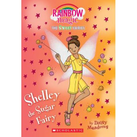 Kitchen Fairy Sugar - Shelley the Sugar Fairy