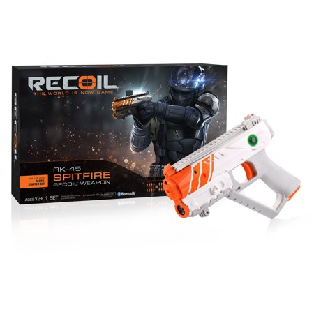 Powered Laser (Recoil Laser Tag - RK-45 Spitfire Blaster powered by)