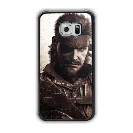 Metal Gear Solid Galaxy S7 Edge Case (Solid Metal Case)