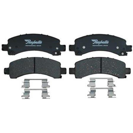 RM Brakes PGD974C Professional Grade Brake Pad - Ceramic - image 1 of 1