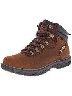 0b4485b2e32d0 Product Image Skechers USA Men's Segment Ander Chukka Boot, Dark Brown, ...