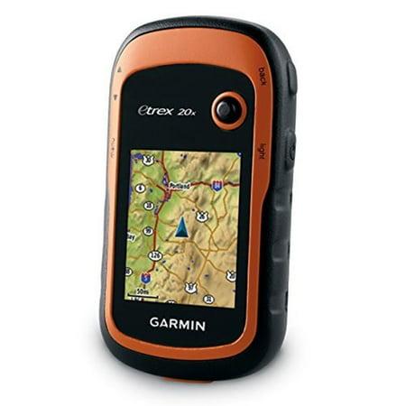 - eTrex 20x Handheld GPS