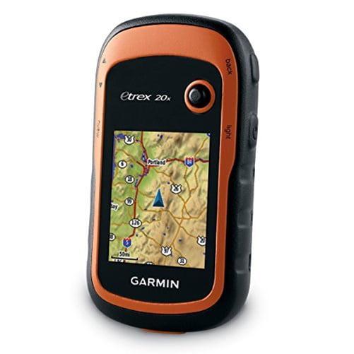 eTrex 20x Handheld GPS
