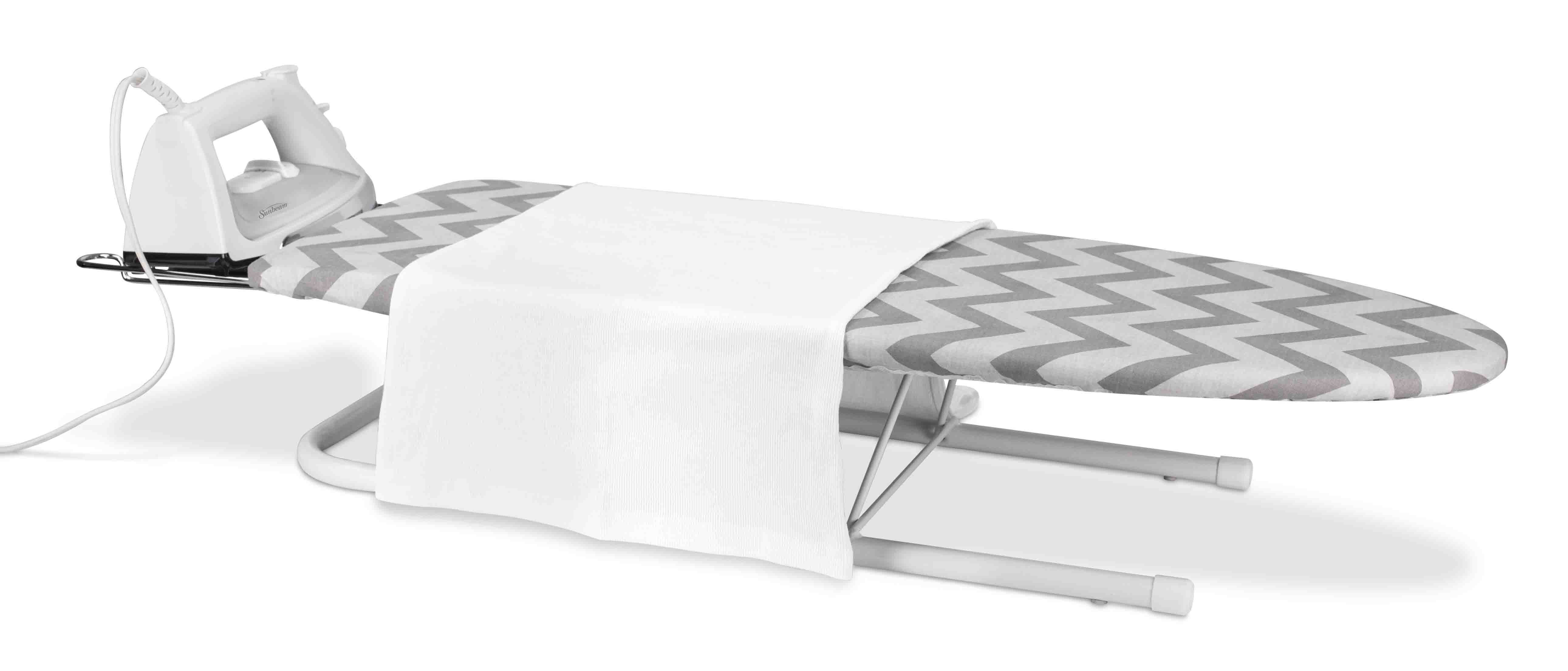Sunbeam Tabletop Ironing Board With Rest And Cover Walmart Com Walmart Com