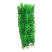 Unique Bargains 3 Pcs Aquarium Decorative Grn Fake Ceratophyllum Grass
