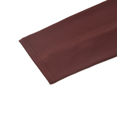 Pair Brown Polyester Outdoor Bike Bicycle Sunscreen Sleeve Arm Protector Cover - image 1 of 2
