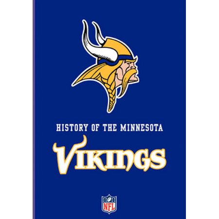 NFL History of the Minnesota Vikings (DVD)