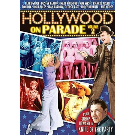 Hollywood On Parade Volume 2 (DVD) - West Hollywood Parade 2017 Halloween