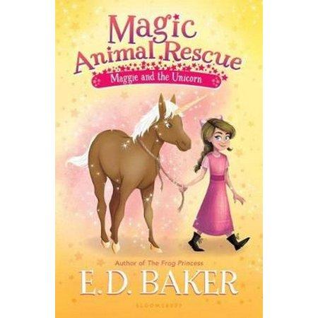 Magic Growing Animal - Magic Animal Rescue 3: Maggie and the Unicorn