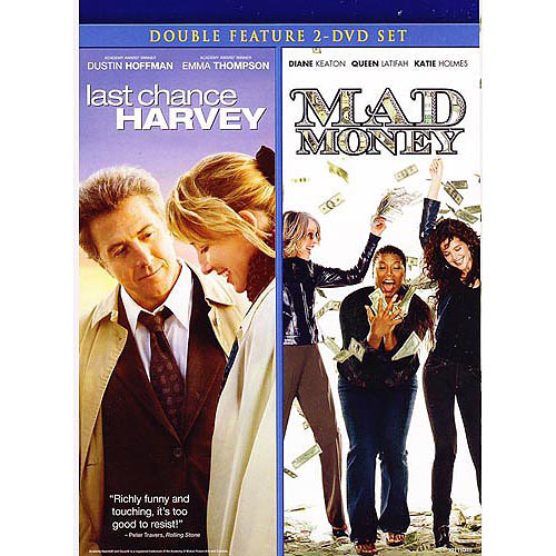 Last Chance Harvey / Mad Money (Double Feature) (Full Frame, Widescreen)