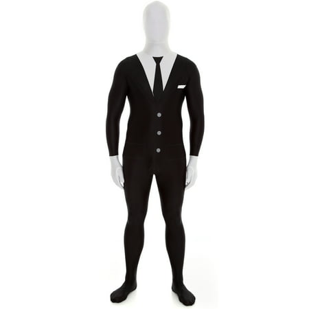 Slender Man Adult Morphsuit Costume