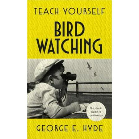 Teach Yourself Bird Watching - (Teach Bird Whistle)