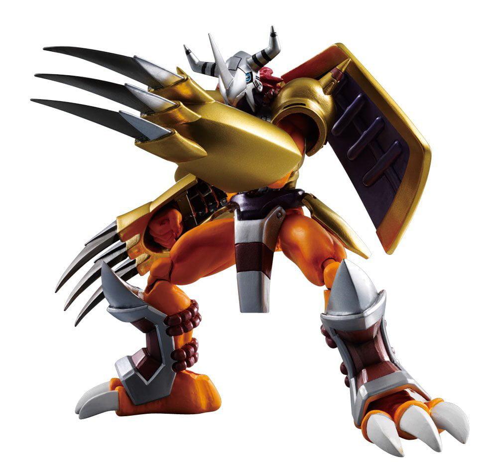Digimon DArts 5 Inch Action Figure Wargreymon by Bandai Hobby by