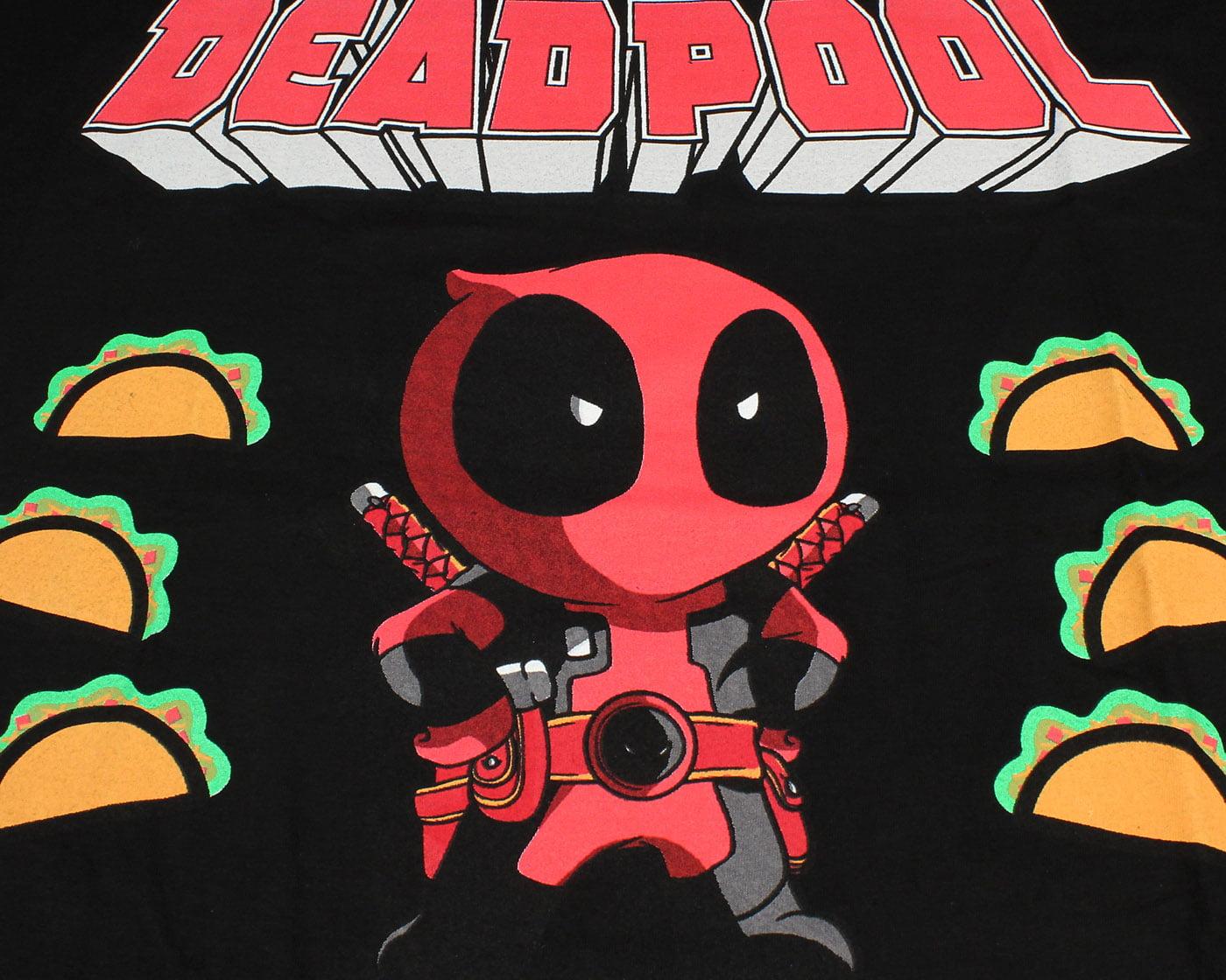 Deadpool Unstable Mercenary Mens Funny Superhero Hoodie Superman Batman Hero