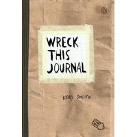 Wreck This Journal (Paper Bag): To Create Is to Destroy (Paperback)