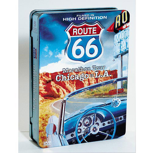 Route 66: Marathon Tour: Chicago To L.A (Blu-ray) (Widescreen)