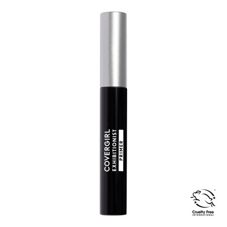 COVERGIRL Exhibitionist Mascara Primer, Off White Phyto Blue Mascara