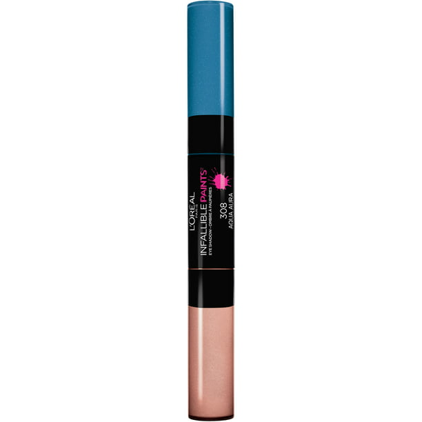 L'Oreal Paris Infallible Paints Eye Shadow, Aqua Aura,