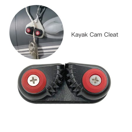 1 PCS Kayak Cam Cleat Boat Canoe Sailing Boat Dinghy Aluminum Cam Cleats Fast Entry Kayak (Cam Newton American Flag Cleats For Sale)