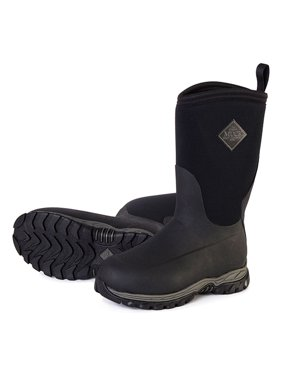 muck rugged ll rubber kid's snow boots