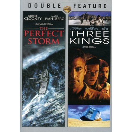Three Kings Three Wisemen - The Perfect Storm / Three Kings Double Feature (Widescreen)