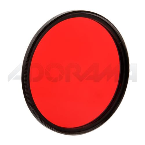 72mm #25 Glass Filter - Red