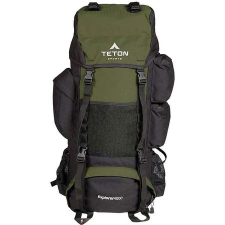 - TETON Sports Explorer 4000 Backpack