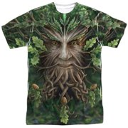 Anne Stokes - Oak King (Front/Back Print) - Short Sleeve Shirt - X-Large