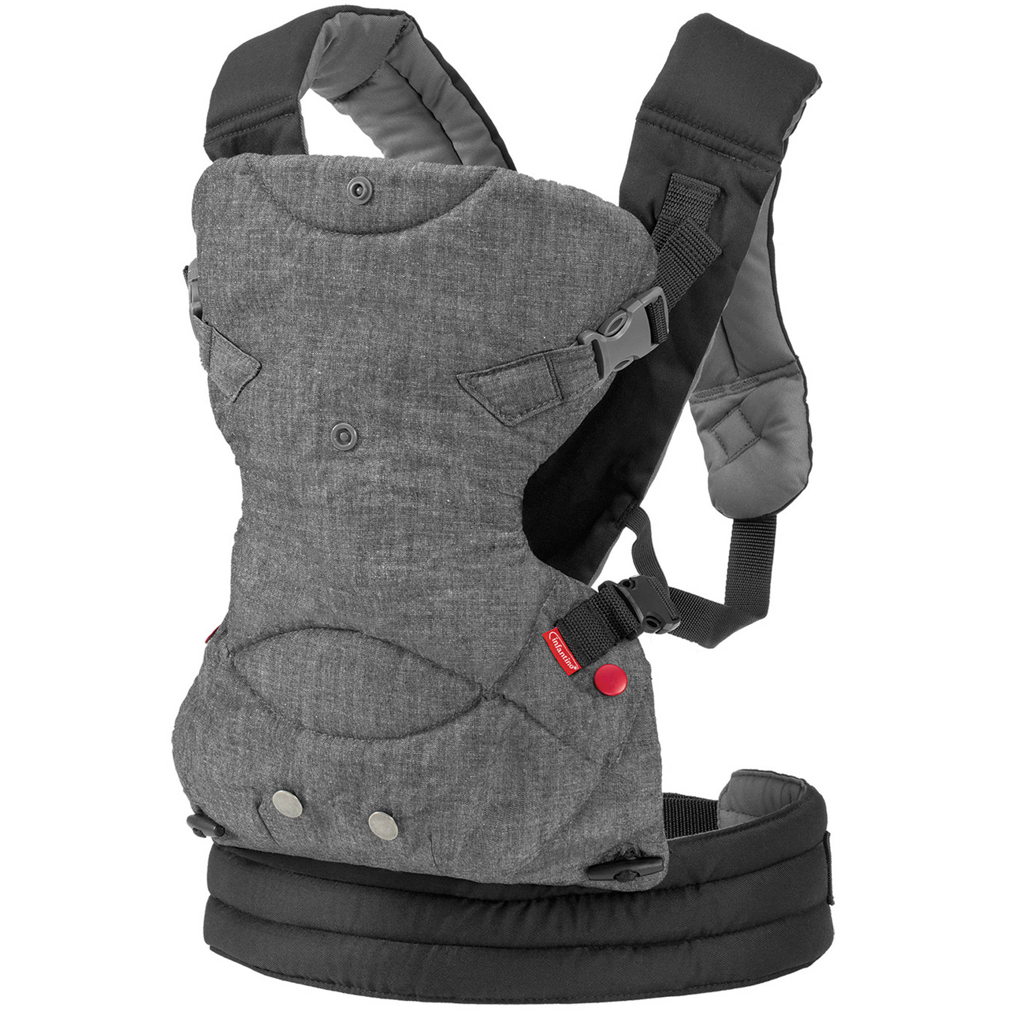 Infantino Fusion Carrier-Black