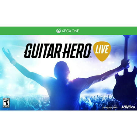 Guitar Hero Live W  Guitar  Xbox One