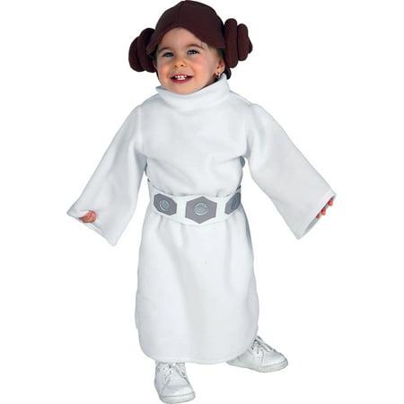 Baby Princess Leia (Morris costumes RU11682T Princess Leia Toddler)