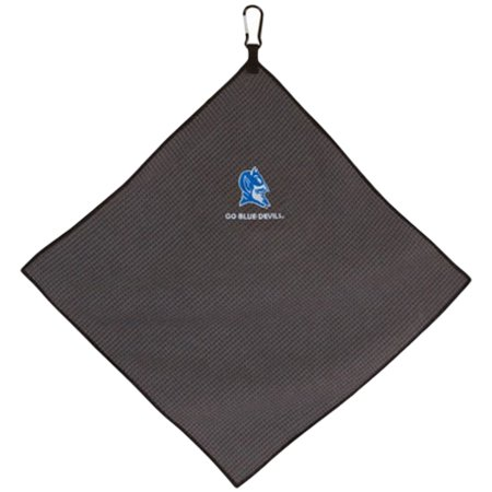 "Duke Blue Devils 15"" x 15"" Microfiber Golf Towel - No Size"