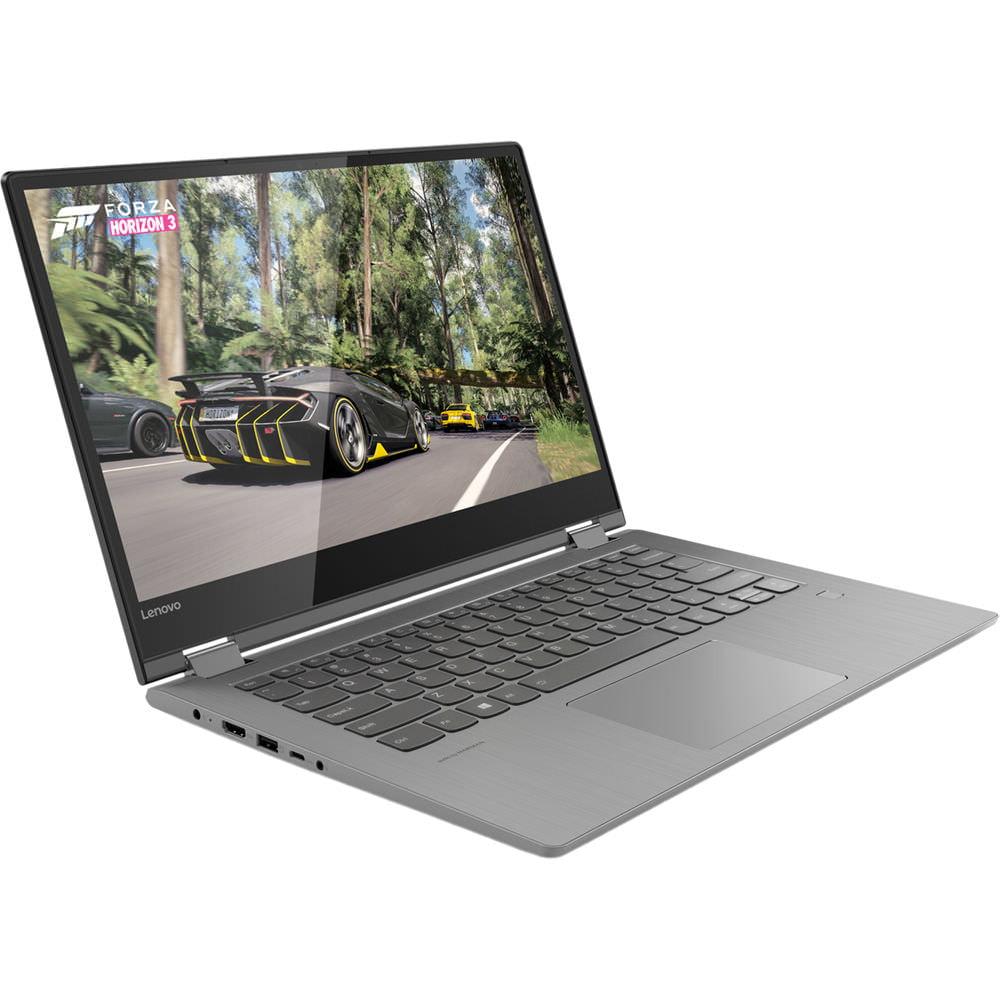 """Lenovo IdeaPad Flex 6-14IKB 81EM0009US 14"""" LCD 2 in 1 Notebook - Intel Core i7 (8th Gen) i7-8550U Quad-core (4 Core) 1.8GHz - 16GB DDR4 SDRAM - 256GB SSD - Windows 10 Home"""